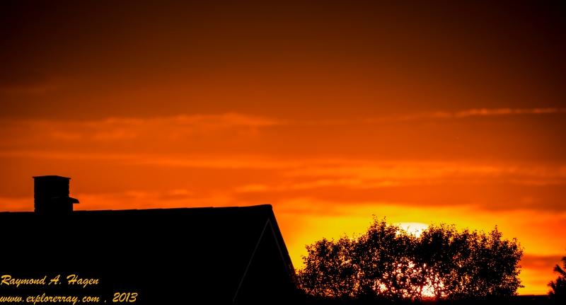 sunsetovertherooftop