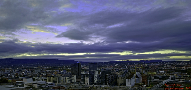 EveningViewOfOslo