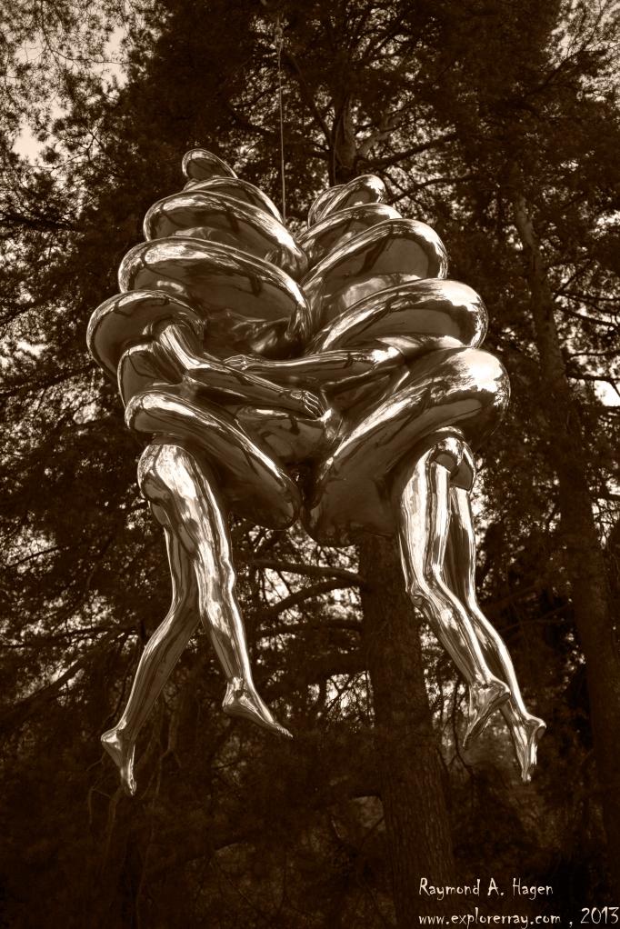 skulpturIEkebergparken