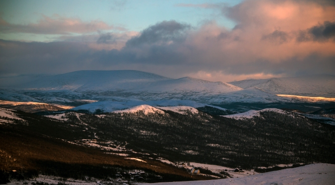 Picture of the day: Winter Norway