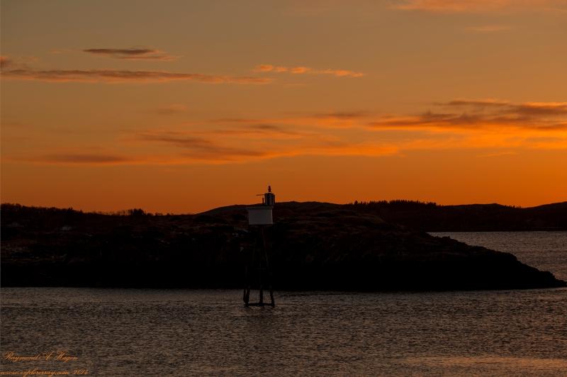 sunsetBrønnøysund-downsized